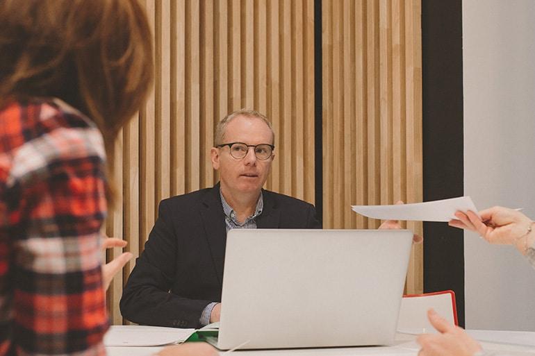 Joël Marquet, conseiller en gestion de patrimoine à Rennes - JMCF